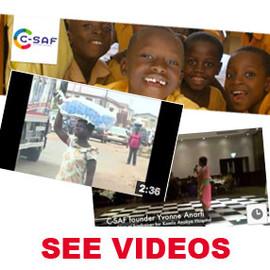 C-SAF videos